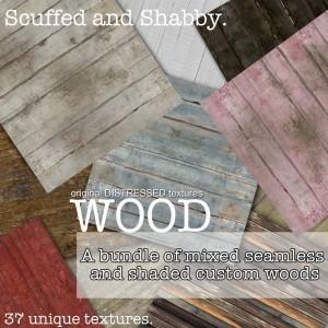 'Wood'-ad